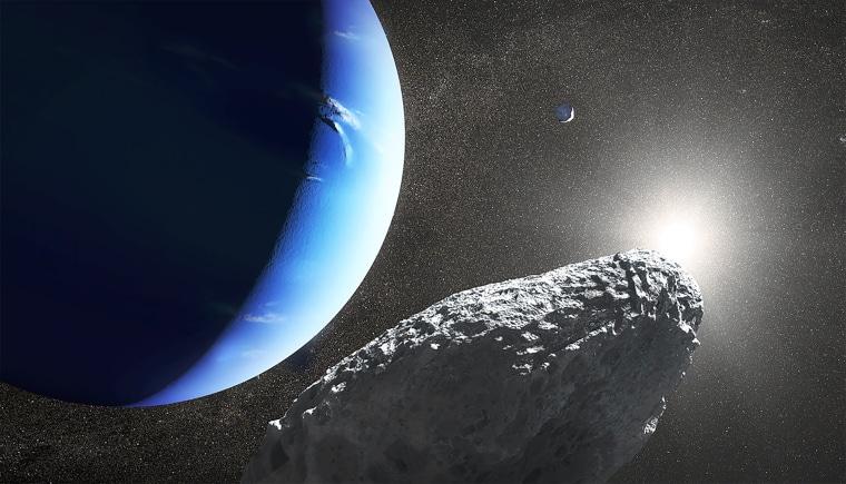 Image: Neptune Moon