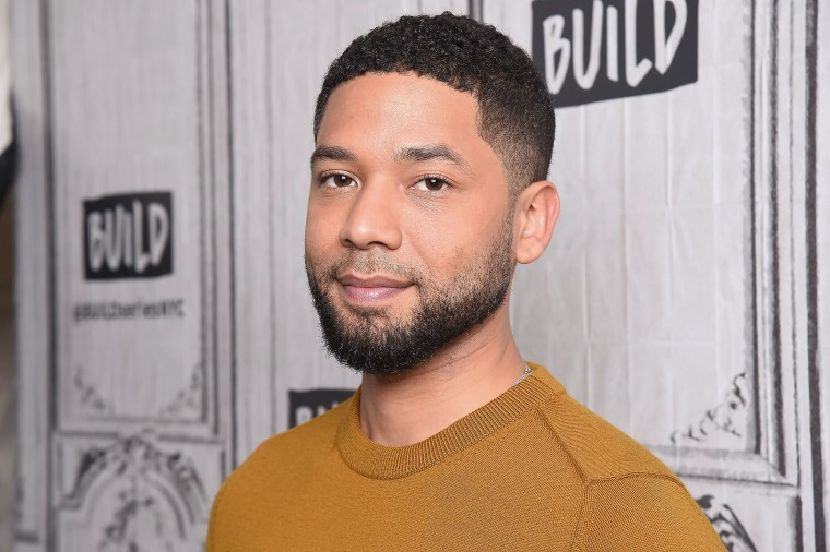 Image: Actor and activist Jussie Smollett visits Build Series to discuss the TV show 'Empire' and his work for charitable causes at Build Studio
