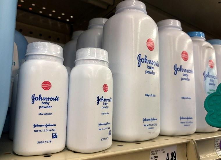 DOJ and SEC subpoena Johnson & Johnson in talc powder asbestos probe