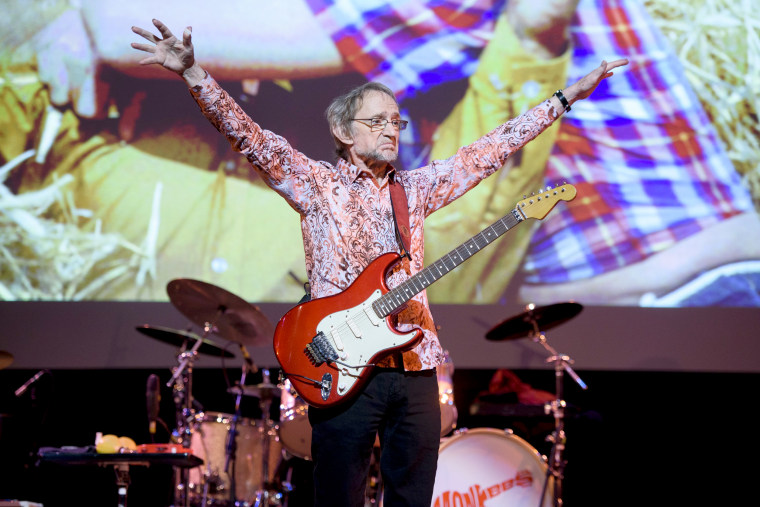 Image: FILE: Musician Peter Tork Of The Monkees Dies At 77