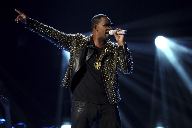 R  Kelly sexual abuse charges are celebrated by some: 'There