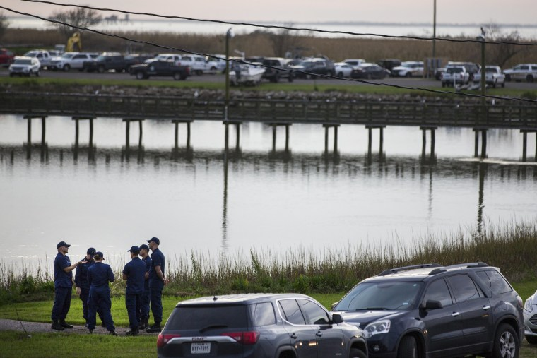 Remains found after cargo jet with three aboard crashes in water