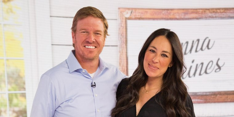 Chip and Joanna Gaines o