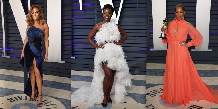 Oscars Vanity Fair after party style roundup