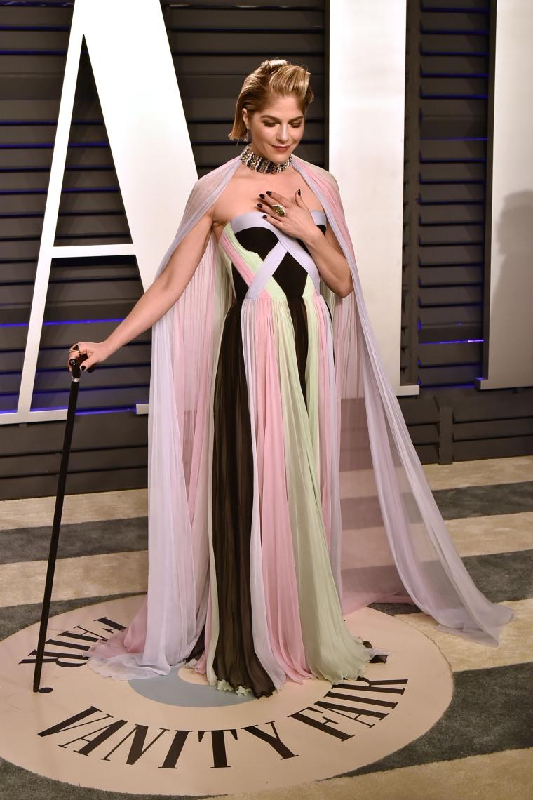 Selma Blair sends message of gratitude after Oscars