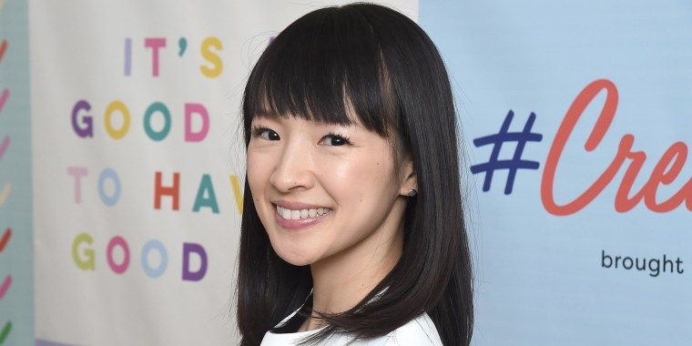Marie Kondo's kids are also amazing at folding