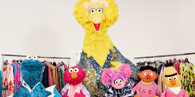 Sesame Street characters just got a major makeover.