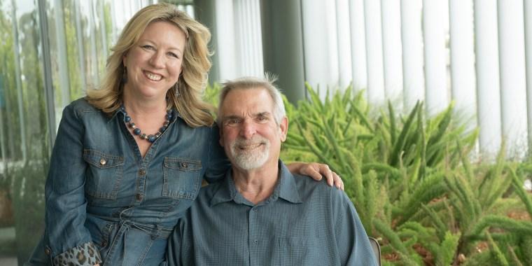 Steffanie Strathdee and Thomas Patterson.