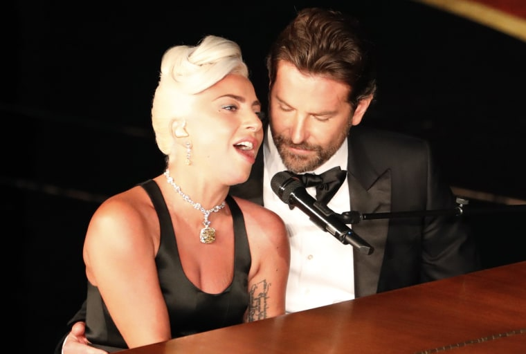 Lady Gaga talks Oscars performance with Bradley Cooper, shatters our