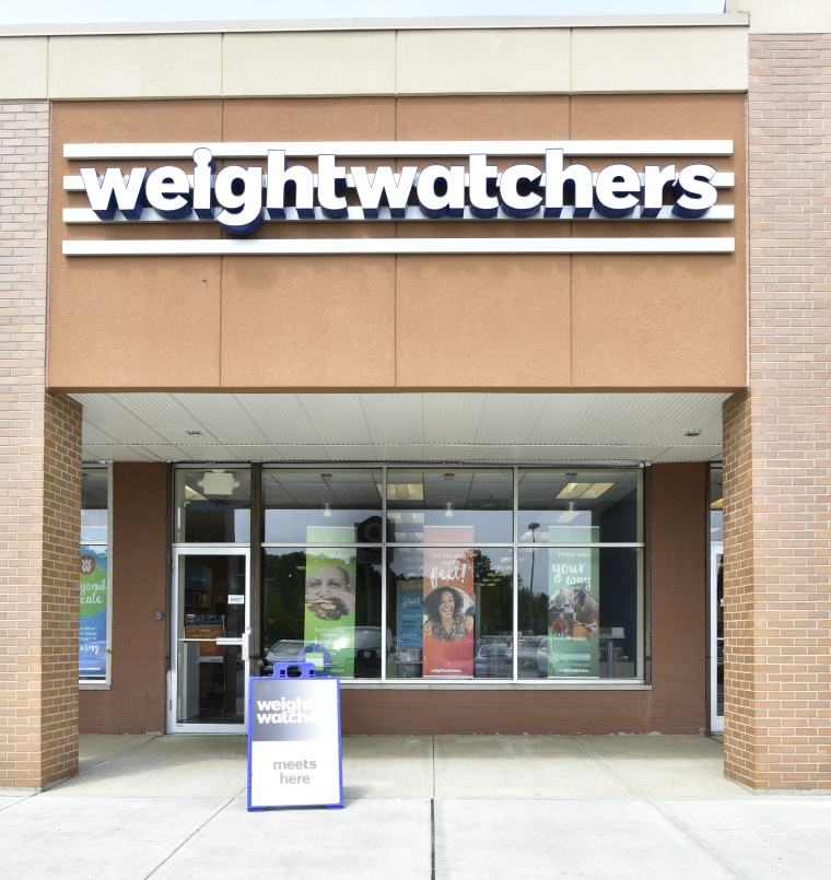 Image: Weight Watchers Meeting Location In New York City