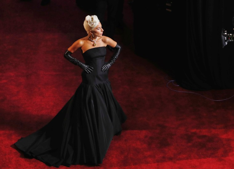 Image: 91st Academy Awards - Oscars Arrivals - Red Carpet - Hollywood, Los Angeles, California, U.S., February 24, 2019 - Lady Gaga