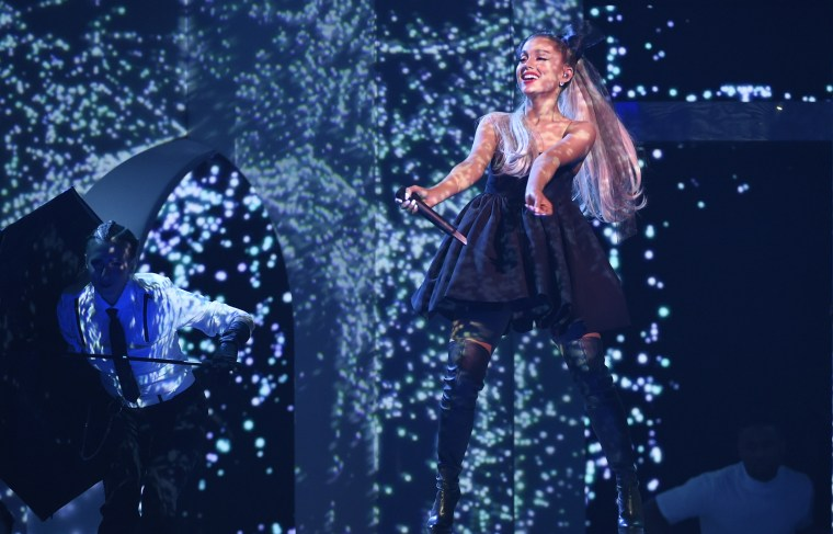 Ariana Grande Is Now The Most Followed Woman On Instagram