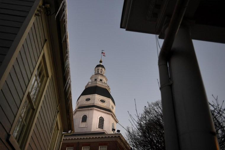 Image: Maryland State House