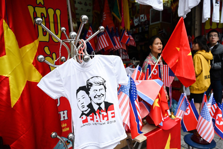 Image: VIETNAM-US-NKOREA-DIPLOMACY-SUMMIT