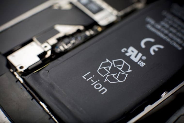 Image: Lithium-ion battery