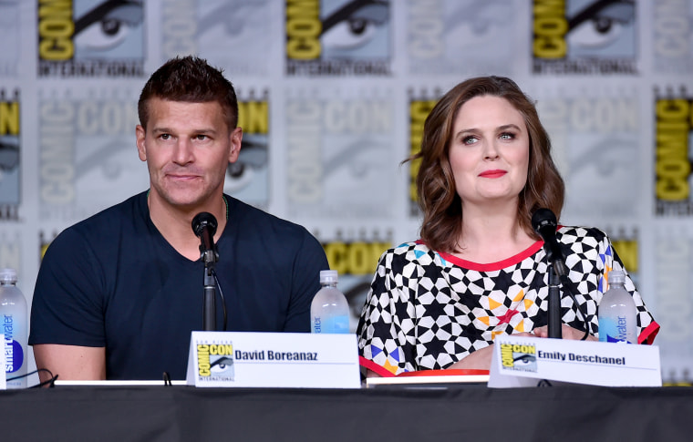 "Comic-Con International 2016 - ""Bones\"" Panel"