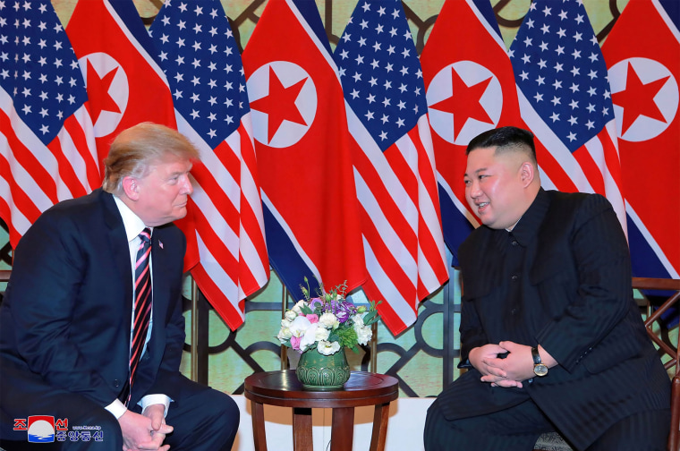Image: Donald Trump, Kim Jong Un, Vietnam
