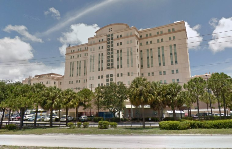 Doctor shot by patient in wheelchair in Florida VA hospital
