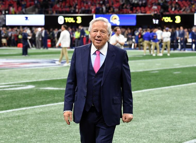 Image: Super Bowl LIII Pregame