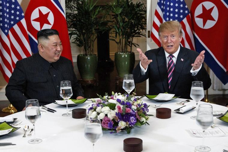 Image: Donald Trump, Kim Jong Un