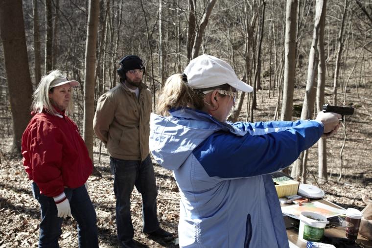 Image: Gun Training