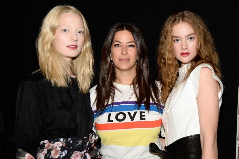 Image: Rebecca Minkoff - Backstage - February 2019 - New York Fashion Week: The Shows