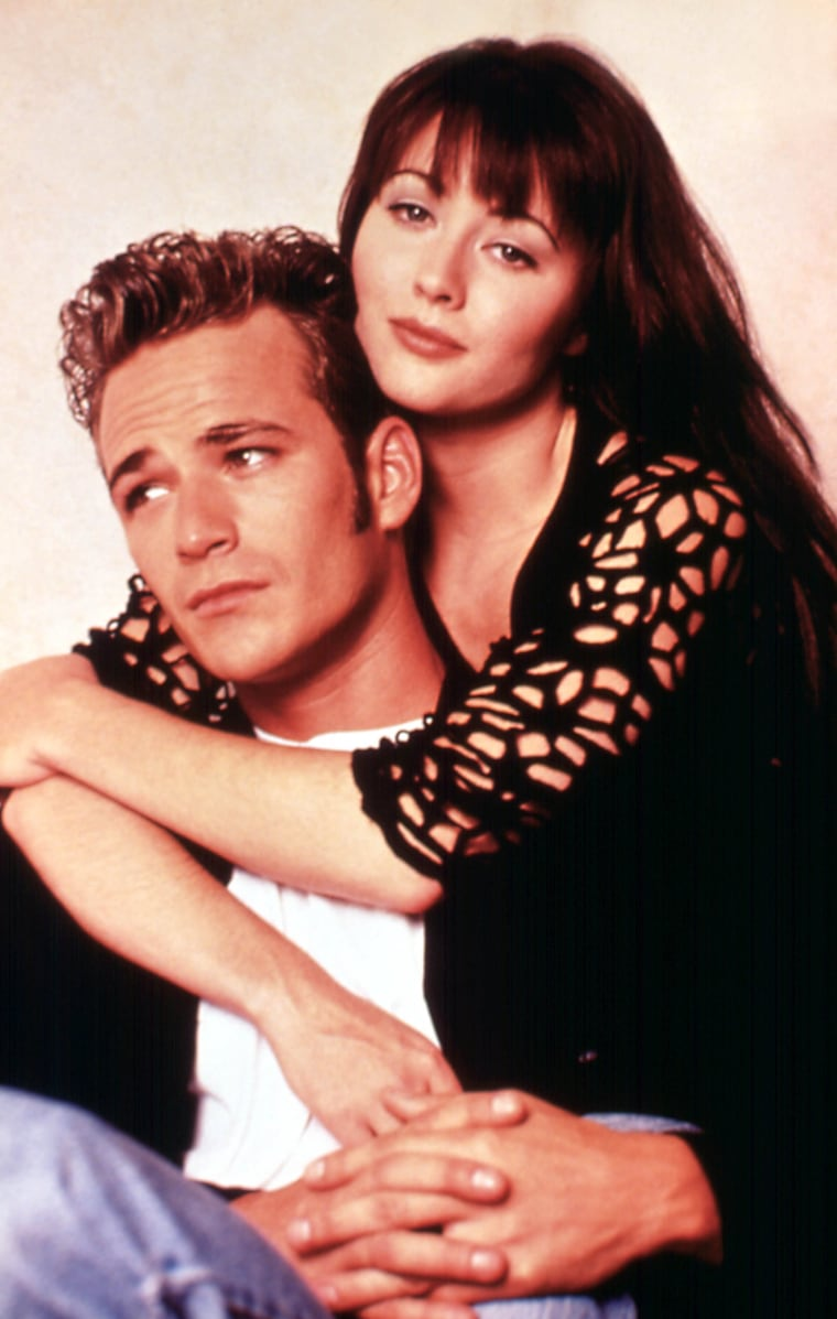 Luke Perry has died