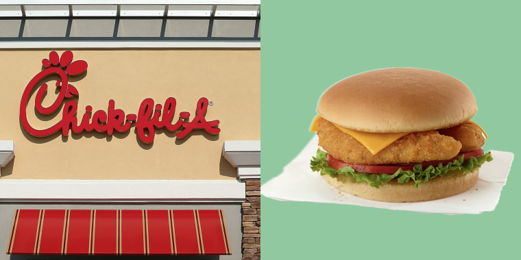 "A vegan ""chicken"" biscuit may be coming to a Chick-fil-A near you!"