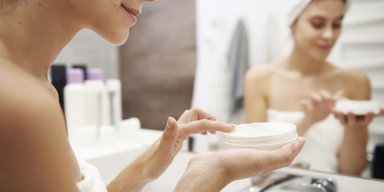 Prebiotic/probiotic skin care