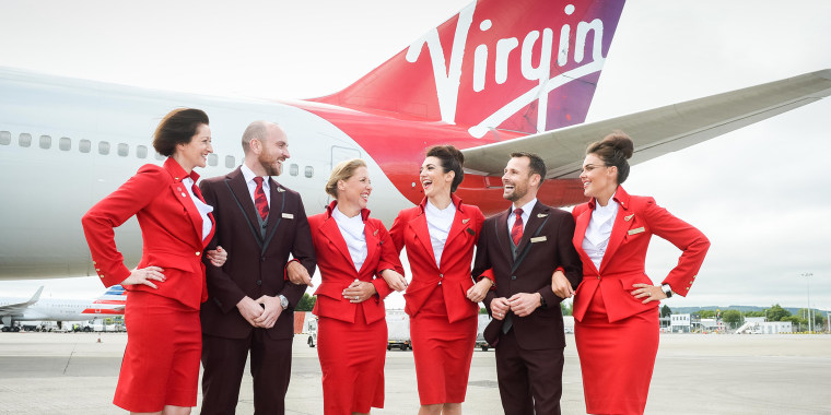 Virgin Atlantic female flight attendants no longer required to wear makeup