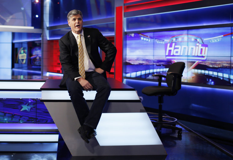 Image: Fox News host Sean Hannity