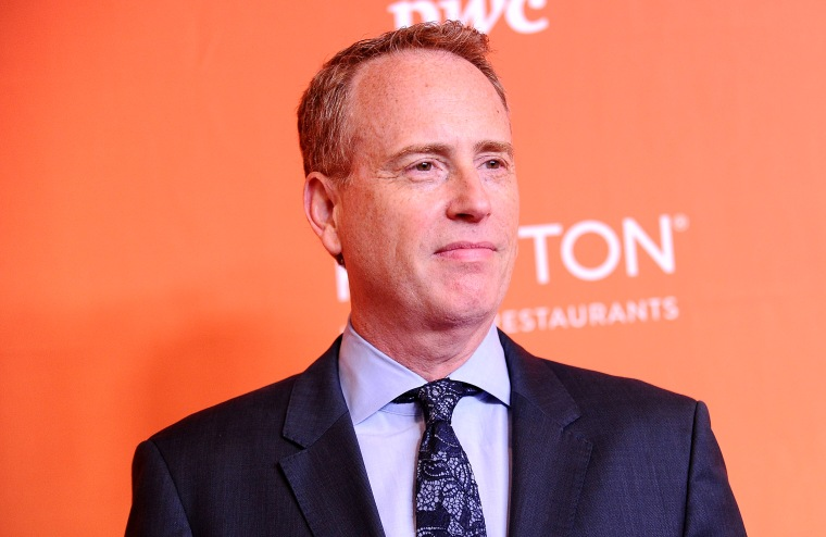 Image: Bob Greenblatt attends an event in Beverly Hills, California, on Dec. 3, 2017.