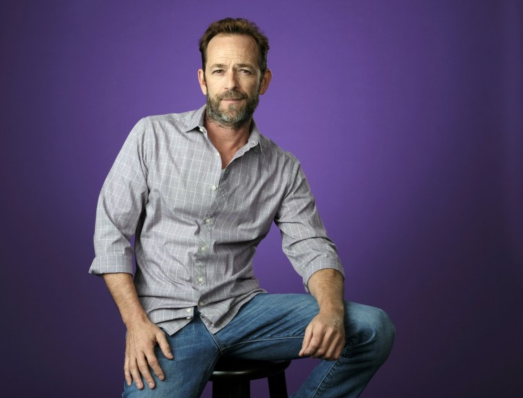 Luke Perry, of '90210' fame, dead at age 52