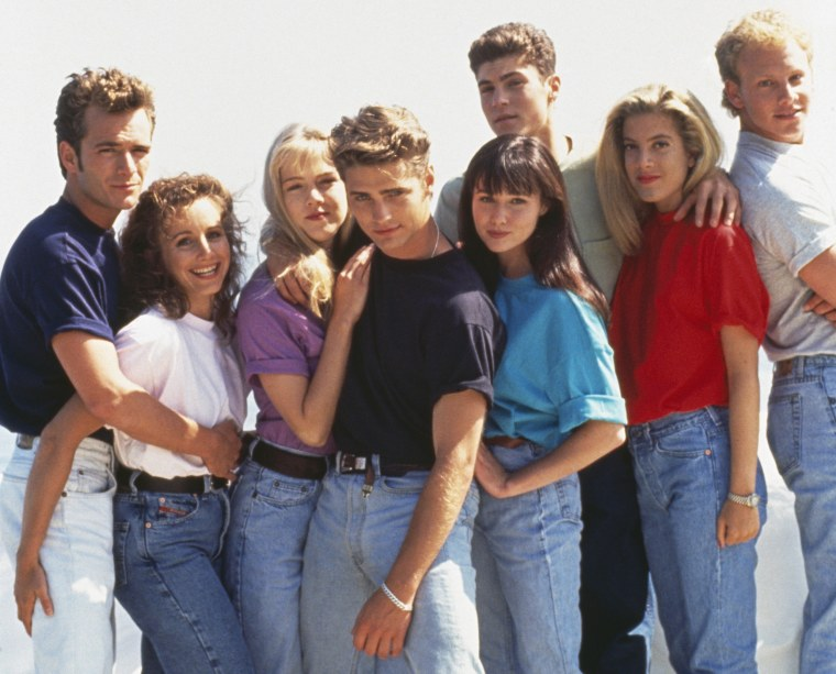 Cast of Beverly Hills, 90210