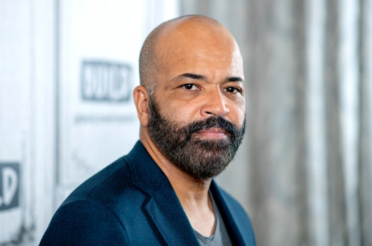 Image: Jeffrey Wright in New York on Sept. 26, 2018.