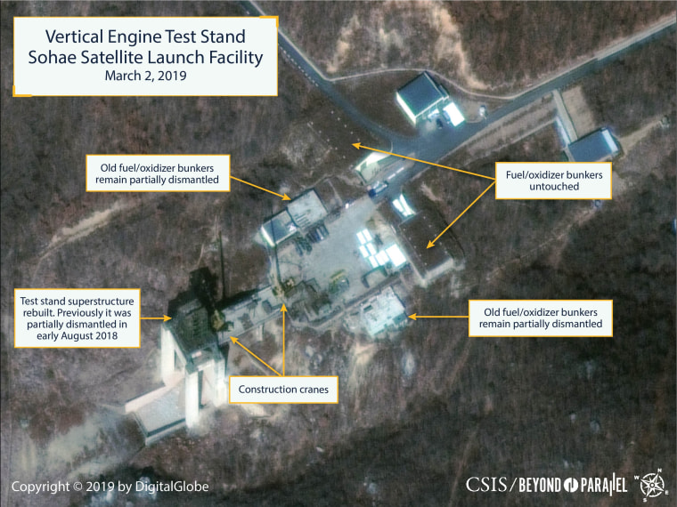 Image: Sohae Satellite Launching Station