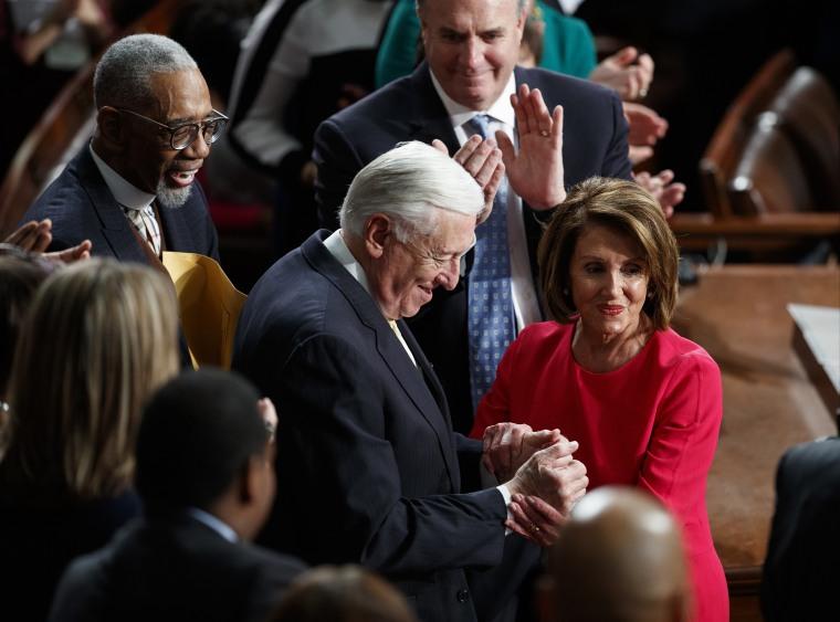 Nancy Pelosi,House Steny Hoyer
