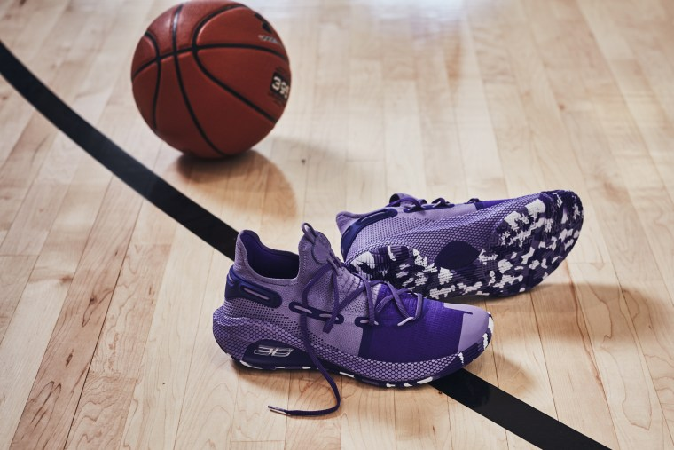 Sales of the Curry 6 United We Win will go toward a scholarship that the Stephen and Ayesha Curry Family Foundation and Under Armour have created to honor Riley's courageous spirit.