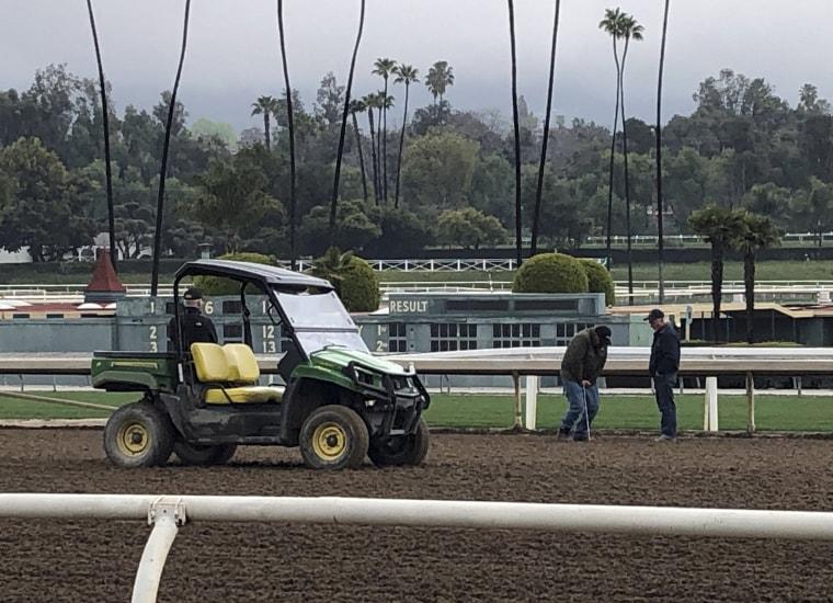 Image: Santa Anita Park