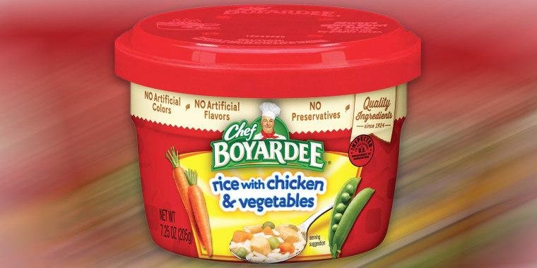 Chef Boyardee recalls 3,000 pounds of mislabeled food