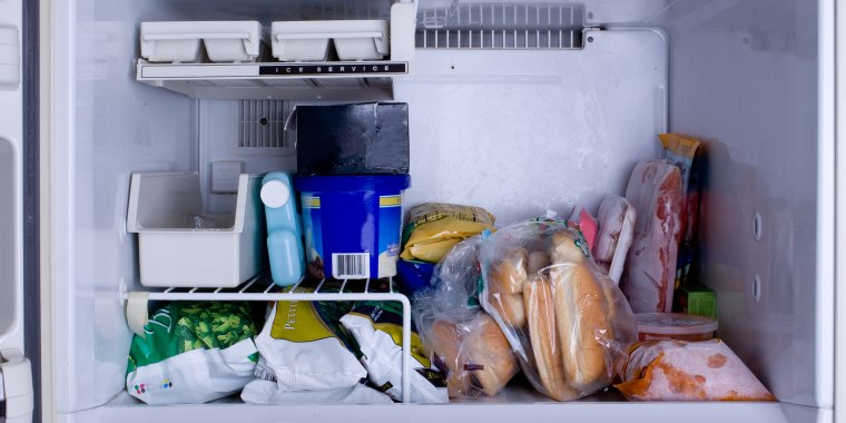 How to clean a freezer and how often to do it