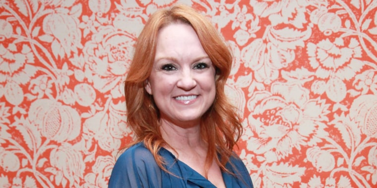 Ree Drummond once dyed her hair brown, photo surprises fans