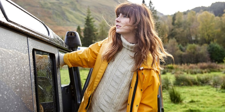 The 15 best raincoats for women 2019
