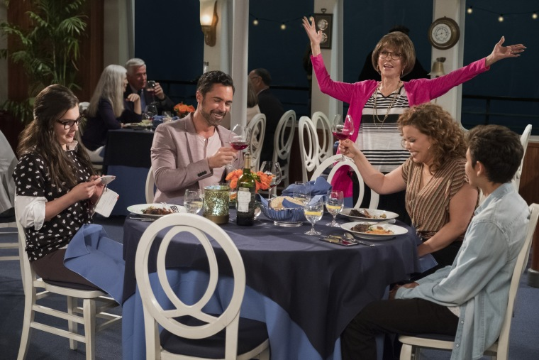 """One Day at a Time"" uses comedy to confront the most topical issues of our time."