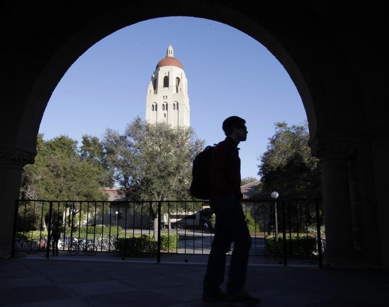 Image: Stanford campus