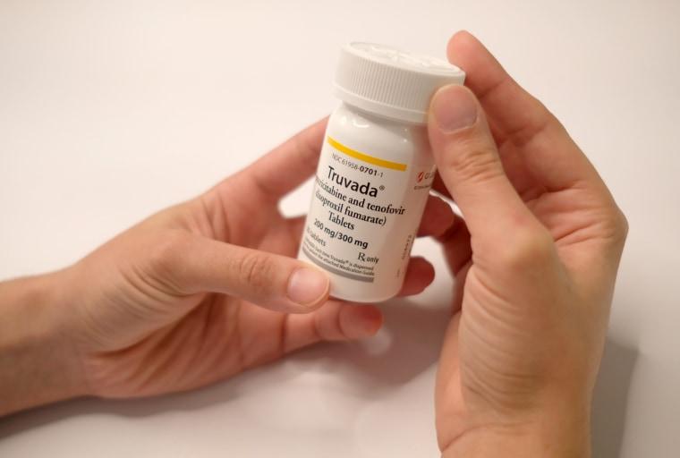 Image: PrEP Pills