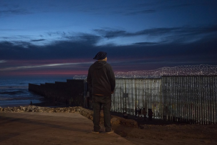Trapped in Tijuana: Migrants face a long, dangerous wait to