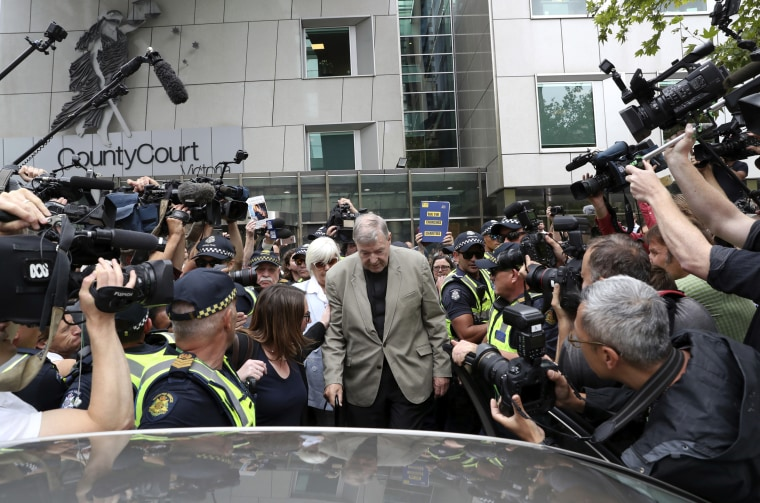 Australia's highest court to give Cardinal Pell chance to have sex abuse convictions overturned