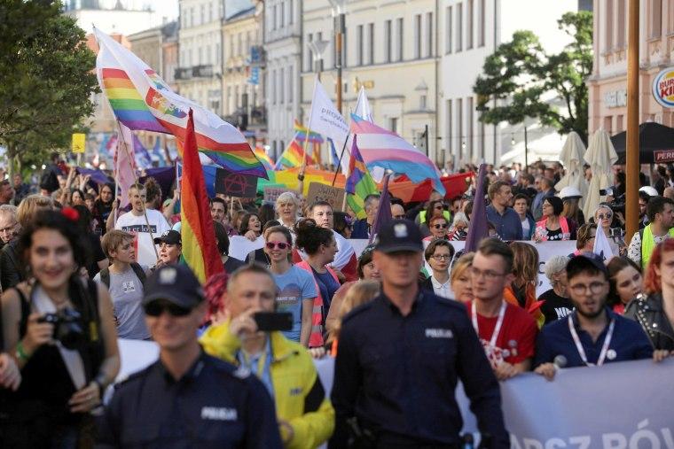 Image: Equality Parade Poland