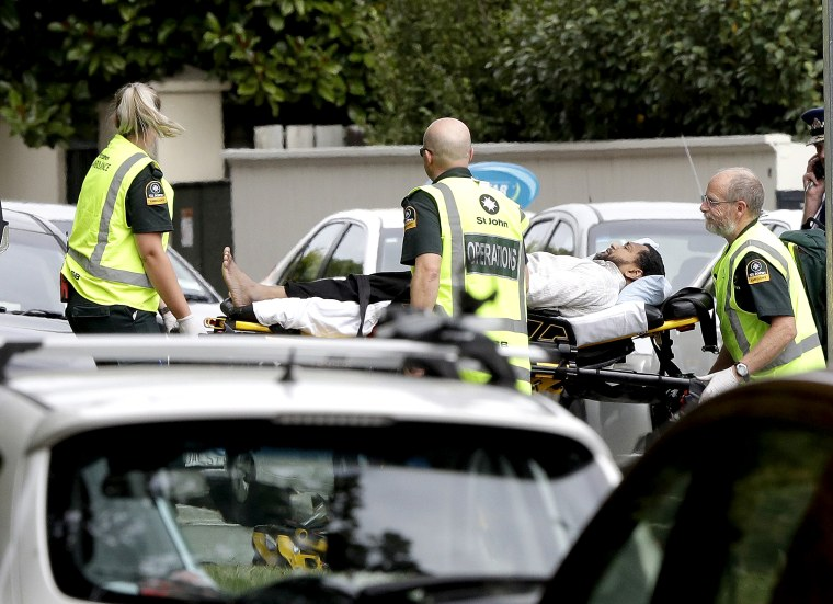 New Zealand Shooting News: Streamed To Facebook, Spread On YouTube: New Zealand